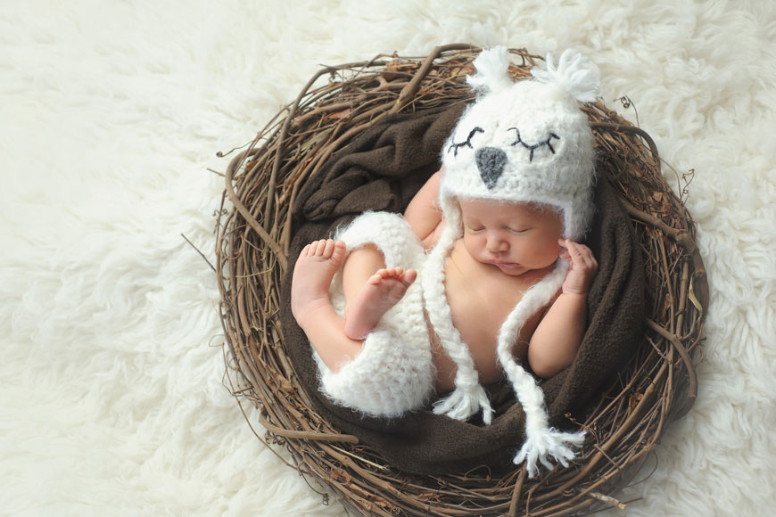 40 Baby Boy and Girl Names Inspired By Greek Mythology