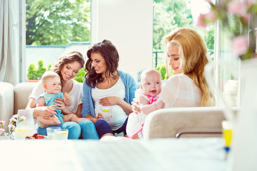 8 Tips To Build Your Confidence As A New Mum