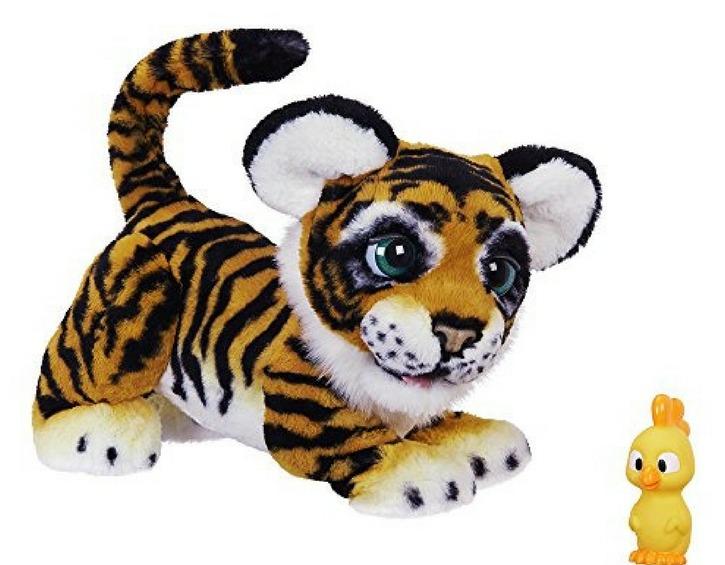 FurReal Roarin' Tiger