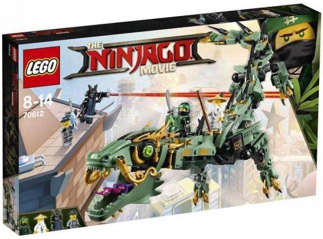 LEGO Ninjago Movie Green Ninja Mech Dragon in Dubai