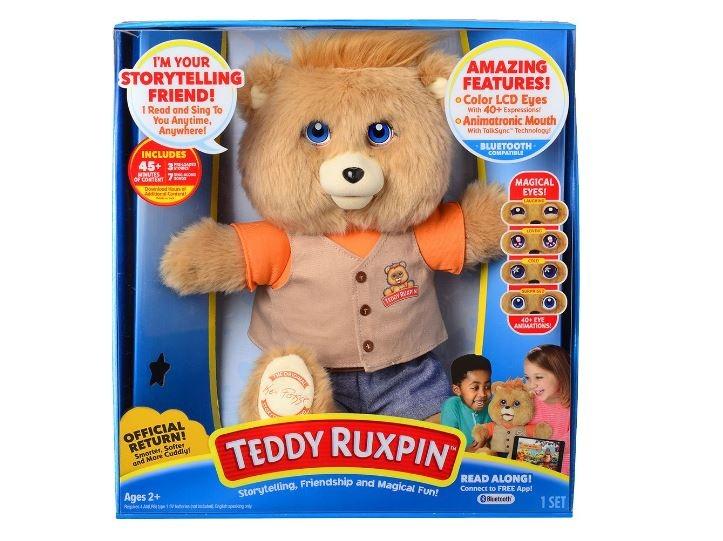 Teddy Ruxpin in Dubai