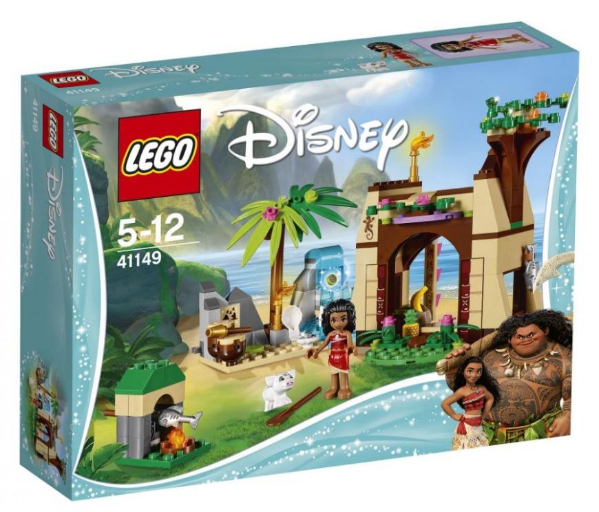 LEGO Disney Moana's Island Adventure in Dubai