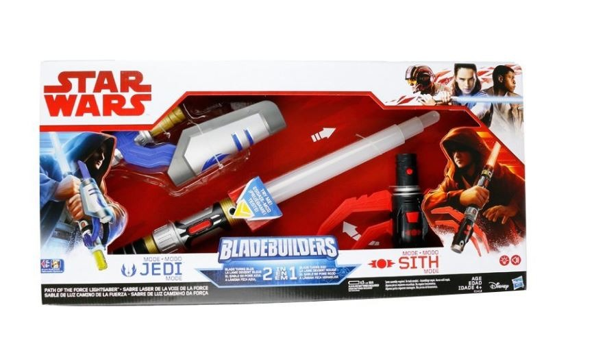 Star Wars Bladebuilders Path of the Force Lightsaber in Dubai