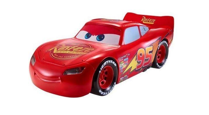 Disney Pixar Cars 3 Movie Moves Lightening McQueen in Dubai