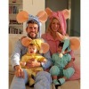 Celebrity family Halloween costume ideas