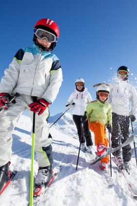 Top 5 Ski Resorts For A Christmas Holiday