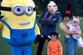 Family Halloween Costumes Inspired By Your Favourite Celebrities