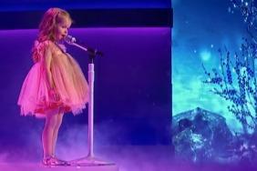 Claire Ryann singing The Little Mermaid on Little Big Shots