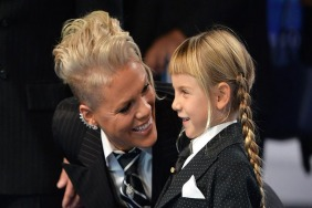 Pink Delivered An Emotional Speech About Her Daughter During The VMAs