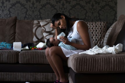 10 Things Every Sleep-Deprived Mum Has Secretly Done