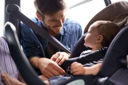 Child Seats Sold In UAE Must Have Quality Mark Now