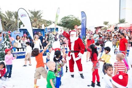 Dubai Winter Festival is Your Family Destination This December