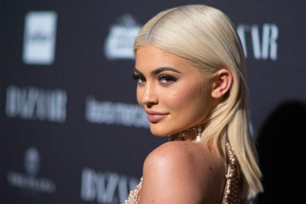 Kylie Jenner Names Her Baby 'Stormi Webster'
