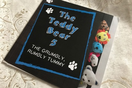 Review: The Teddy Bear 5 Children's Book