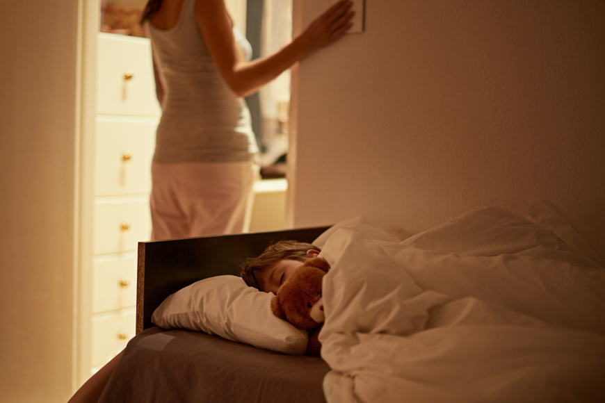 How To Combat Your Child's Sleep Disorders