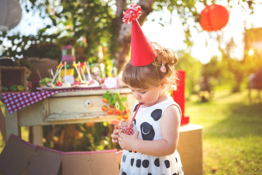 Planning a first birthday party