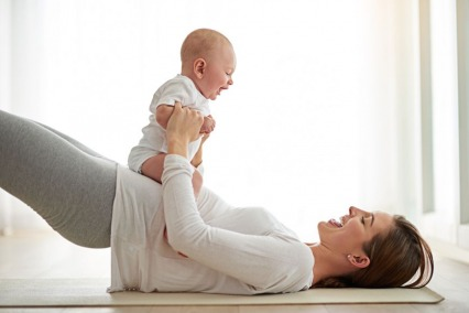 Tips On How To Get Your Body Back After Giving Birth
