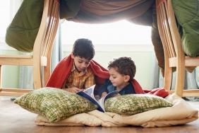 30 Ways to Entertain Your Kids Indoors