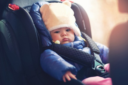 Car seat safety rules to know