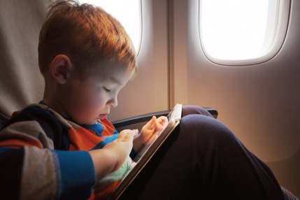 How to Help a Child Scared of Flying