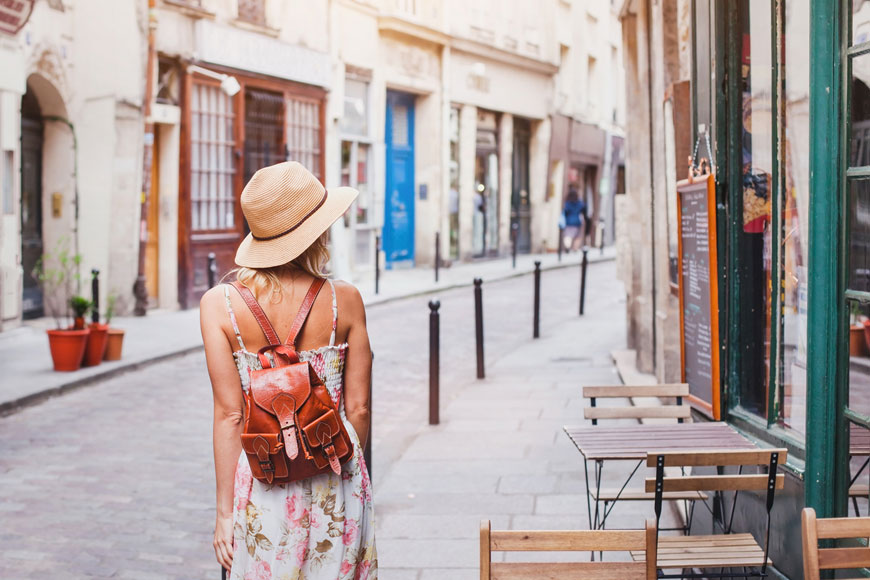 5 Best Destinations For Mums Travelling All By Themselves